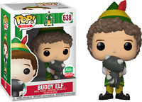 Buddy Elf with Racoon Funko Pop Vinyl New in Box