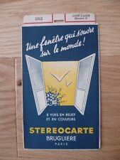 COTE D'AZUR ( Résumé 2 ) STEROCARTE BRUGUIERE N° 2312