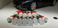 Red LED Bulb Dashboard Dash Speedo Instrument Gauges Set TVR Griffith Chimera S
