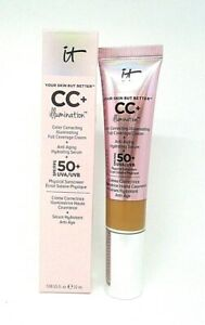 It Cosmetics Your Skin But Better CC+Illumination  Cream Spf 50+ ~ Rich ~ 32 ml