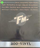"FM - The Original Movie Soundtrack  Various artists 12"" 2xLP Vinyl Record MCA EX"