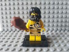 LEGO Sammelfigur Höhlenmensch 8683 Serie 1 Figur 3 Minifigures Sammlerstück Baukästen & Konstruktion
