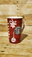 Starbucks Coffee Holiday 2009 Christmas mug 16oz