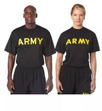 APFU US Army Physical Fitness Uniform Short Sleeve PT T-Shirt Size Medium NEW