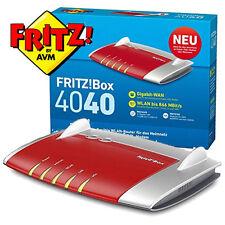AVM FRITZ! BOX 4040 WLAN Router per collegamento a cavo/DSL/fibra di vetro USB Modem