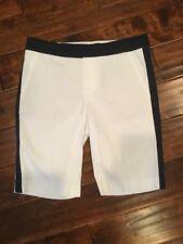 Polo Golf Ralph Lauren White/Navy Shorts, Size 6, NWT!