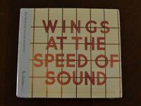 Wings at the Speed of Sound (2CD Deluxe) Paul McCartney Archive NEW/SEALED