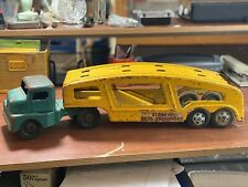Vintage Structo Auto Transport Truck And Car Hauler