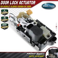 Door Lock Actuator w/Latch for Chevy Silverado Sierra 1500 1999 2000 Front Right