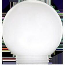 Polymer Products Sphere 6 in. Smooth Clear Acrylic Replacement Globe, Pack Of 6