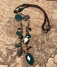 Silpada N2339 Qurtzite Agate Pearl Labradorite Pyrite Sterling Silver Necklace
