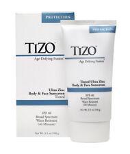TIZO3 Facial Mineral Sunscreen Tinted SPF40 (1.75 oz/50g) NIB AUTH - EXP 2021