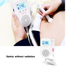 3.0MHz Digital Prenatal Fetal Heart Doppler Monitor Baby Heart Rate Detector