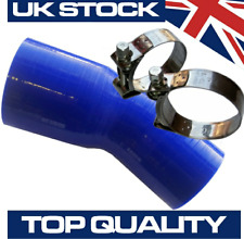 BMW 1series 118d 120d EGR to INTERCOOLER TURBO SILICONE HOSE  11617810308 Blue