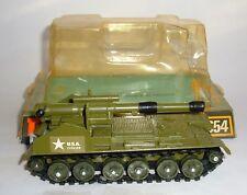 Dinky Toys No. 654, 155mm Mobile Gun, - Superb VN Mint