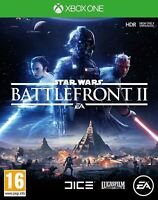 XBOX ONE Star Wars Battlefront II 2-PRESTINE-1st Class Fast and Free Delivery