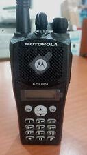 Ep450s Pr400 Cp200 Motorola Radio Uhf 438-470Mhz 4W 64Ch New With screen Kp Di
