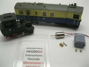 HEG001G Egger Bahn / Jouef H0e Glockenanker Umbausatz - Micromotor.eu