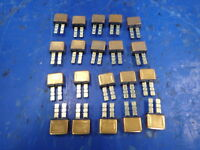 LOT of (20) 12V 20A Type 1 419 Cole Hersee Fuses