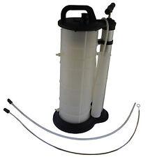 Extractor de fluido De Aceite Aspiración 9L Manual transferencia AT987 caja de cambios de bomba de vacío