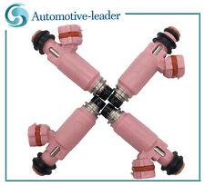 4pcs Fuel injectors For Subaru Forester 2001-2005 Impreza WRX 01-06 2.0L 2.5L
