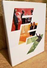 FAST & FURIOUS 7 Blu-Ray FilmArena Czech FULLSLIP Lenticular Magnet STEELBOOK