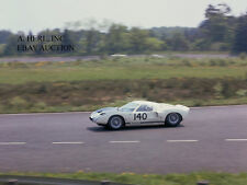 Ford GT 40 debut race 1,000 km Nurburgring 1964 - photo PHOTOGRAPH