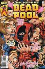 DEADPOOL #38 NEAR MINT 2000 (1997 1ST SERIES) MARVEL COMICS bin16-1254