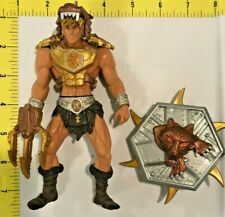 Wolf Armor Snake He-man 100% complete MOTU 200x Masters of the Universe works