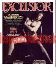 EXCELSIOR 1993 - n° 96 - Maria Gioia Scola - Gracey Kelly - Erika Ross
