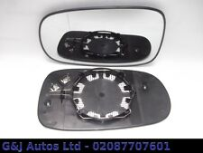 (A104) SAAB 9-5 9-3 /02-10 PASSENGER SIDE (LHS) HEATED DOOR MIRROR GLASS