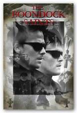 CRIME MOVIE POSTER The Boondock Saints Collage