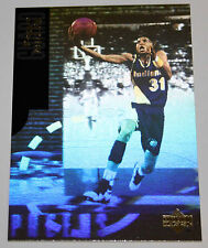 Reggie Miller Special Edition 1995 Hologram Official NBA Basketball Card BV$$