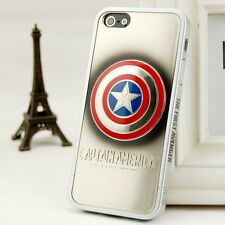 Avengers iPhone 5/5S Chrome Case Back Cover