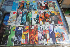 X-MEN 2000s Collection! 26 issues bet 157-201! Austen, Milligan, Ramos VF/+
