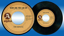 Philippines THE DONUTS Ikaw Ang Tru Lab Ko OPM 45 rpm Record