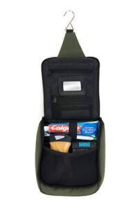 Snugpak Essential Wash Bag Black or Olive Travel Weekend Bag Washbag