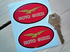 MOTO GUZZI Le Mans  etc classic Eagle helmet stickers