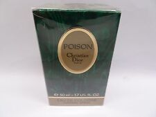 POISON BY CHRISTIAN DIOR 1.7 OZ EDC SPRAY FOR WOMEN IN BOXed