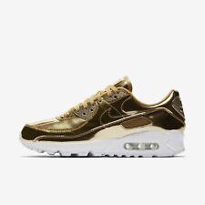 Nike Air Max 90 S Metallic Gold/Club Gold CQ6639-700