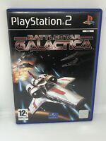 Battlestar Galactica (PS2) Cib Vgc Sony Playstation 2