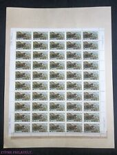 "Canada ""VANCOUVER ISLAND MARMOT ~ ENDANGERED SPECIES"" MNH Complete Sheet 1981"