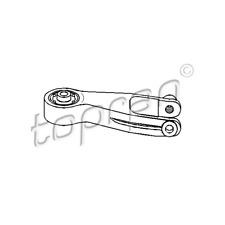 Lagerung Schaltgetriebe hinten - Topran 206 154