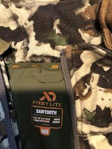 First Lite Sawtooth Hybrid Vest