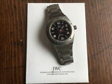 IWC watch Schaffhausen Ingenieur. Exclusively for Mercedes AMG. Affalterbach