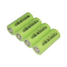 LiFePo4 3,2V IFR 26650-35A 3,5Ah Akku Batterie Zelle 26650 3500mAh 4er Set Hixon