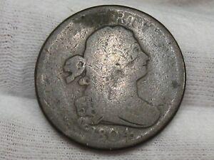 1804 Draped Bust Half Cent. #31