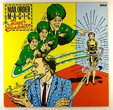 """12"""" LP - Roger Chapman - Mail Order Magic - E885 - cleaned"""