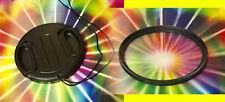 UV FILTER+CAP -> CAMERA LENS Nikon 1 NIKKOR (10mm f/2.8), VR 30-110mm f/3.8-5.6