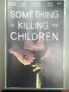 Something is Killing the Children #10 1st print BOOM James Tynion IV